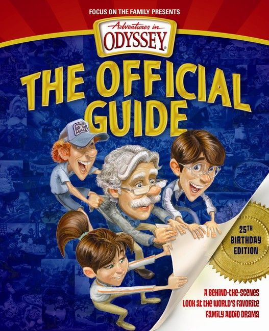 For more than 25 years, Adventures in Odyssey has delighted kids (and kids at heart!) with exciting stories and character-building truths. Now you can be part of the real adventure with this updated, behind-the scenes guide to people, places, and faces of the world's #1 family audio drama.
