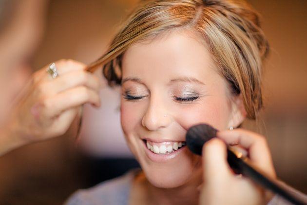 soft wedding makeup ALLURE makeup