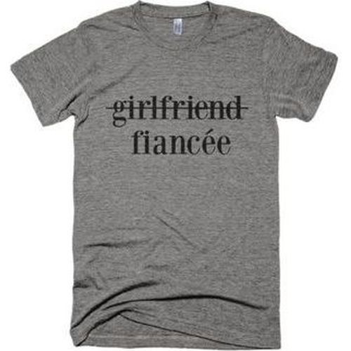 Fiancee Shirt | Engagement Party Gifts For Couples, Him, Her, Bride, Groom | Wedding Gifts