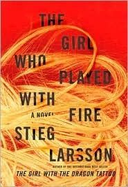 whole series is so addictive: Worth Reading, Girls, Books Worth, Stieg Larsson, Dr. Who, Dragon Tattoo, Fire