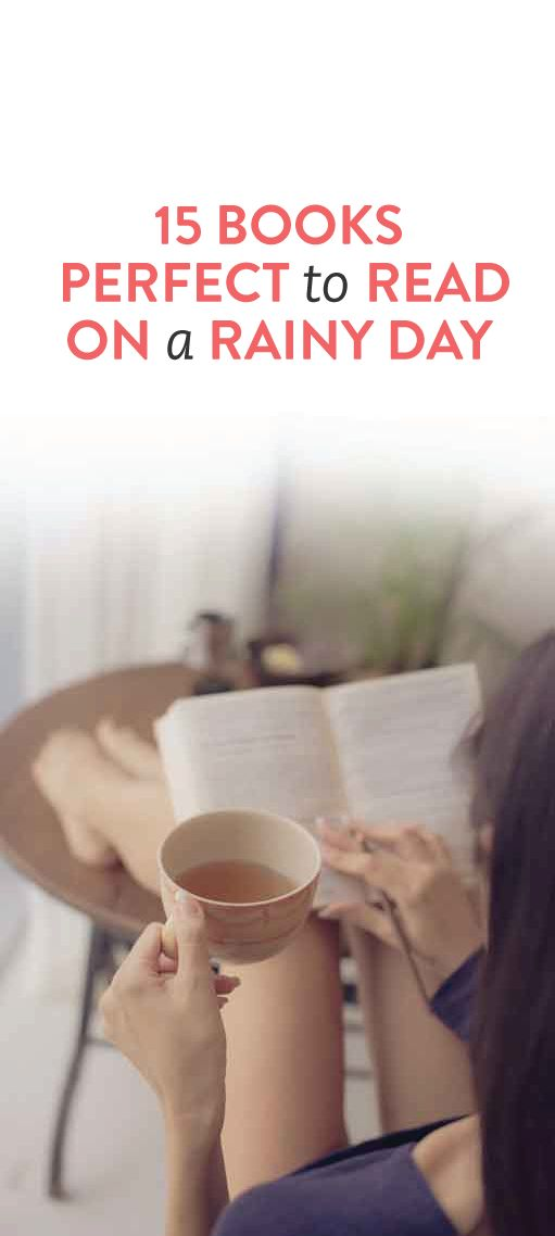 books to read on a rainy day