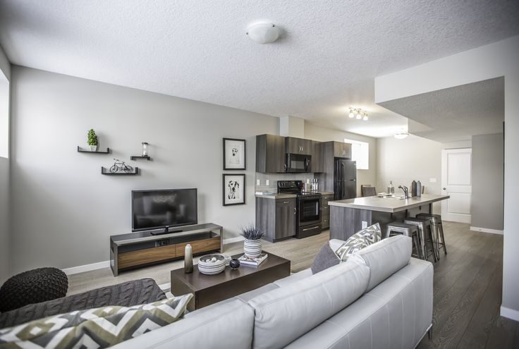 Perfect, open concept layout