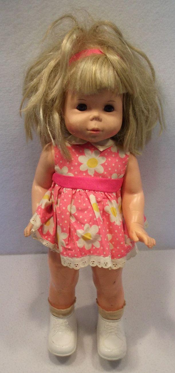 78 Best images about Vintage Mattel dolls on Pinterest ...