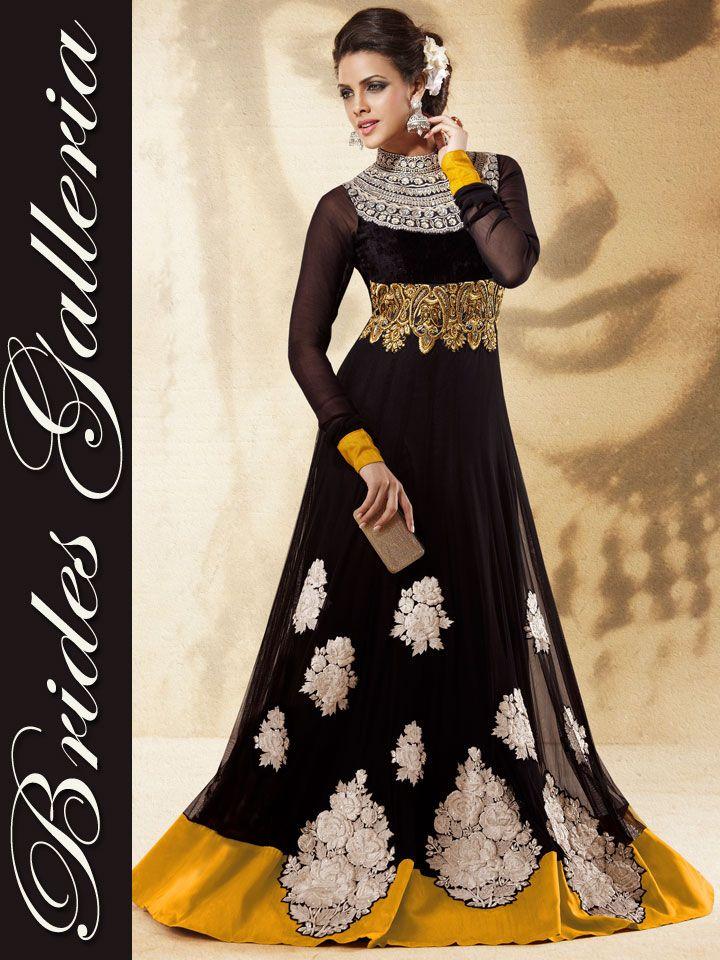 Black Designer Anarkali Dress Party Wear Black Designer Anarkali Dress [BGSU 13331] - US $162.74 : Designer Sarees , Anarkali Suit, Salwar Kameez with duppata, Bridal lehenga Choli, Churidar Kameez, Anarkali Suit, Punjabi Suit Designer Indian Saree, Wedding Lehenga Choli
