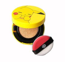 ZANABILI Corea Original Pokemon Pikachu Mini Fundas de Colchón Colchón de Aire BB Cream SPF50 PA + + Blanqueamiento Impecable Sunscree Maquillaje(China (Mainland))