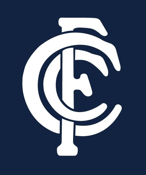Carlton Football Club.  Alan Garbuio - Bell Real Estate Belgrave