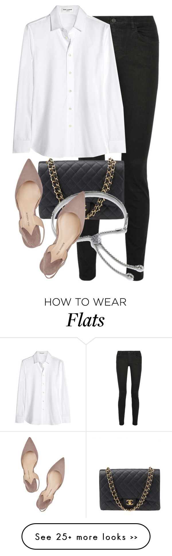 """Yves Saint Laurent x Chanel"" by xxxxxxxx1111 on Polyvore"