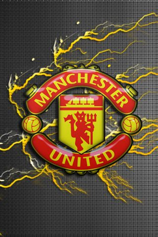 manchester united logos wallpapers