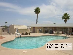 El Frontier Mobile Home Park Tucson Az