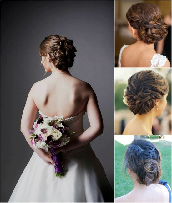 5 Easiest Wedding Updo You Can Create by Yourself