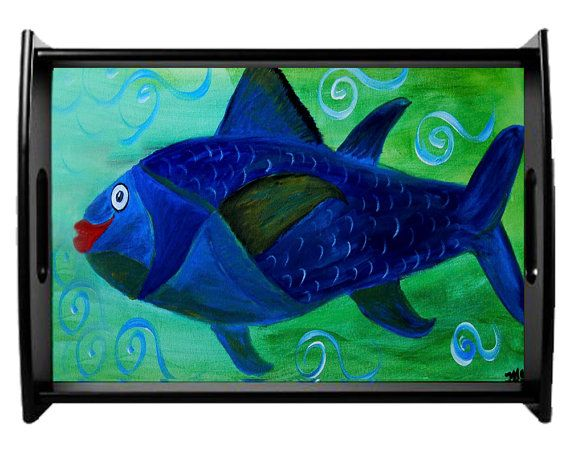 23 best images about funky fish art on pinterest for Serving size of fish