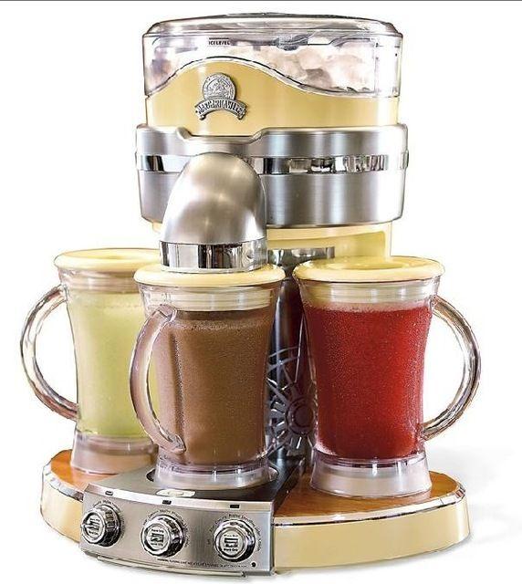 Margaritaville Frozen Concoction Maker -Tahiti contemporary small kitchen appliances
