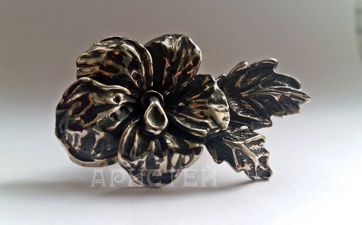 "Ring ""Flower"" by ARISTEY on Etsy"