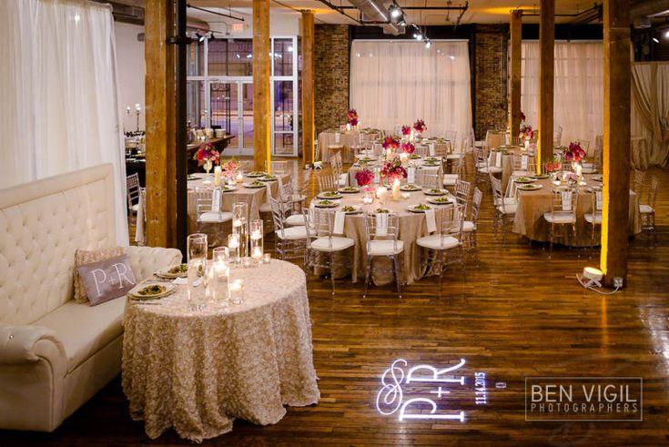 Downtown Atlanta wedding venue Terminus 330