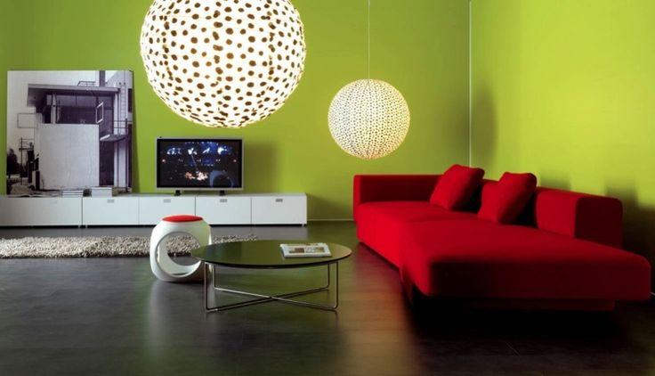 legno scuro e pareti verdi - Cerca con Google
