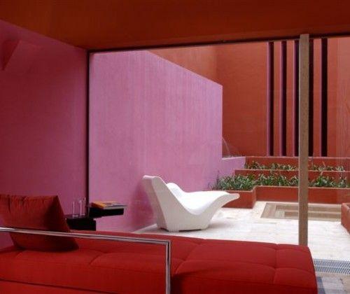 119 best Diseño de Interiores Legorreta images on Pinterest ...