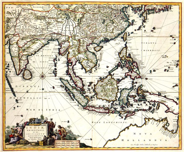 Dutch former Colonies, Asia, Dutch East Indies - This Day in History: Mar 20…