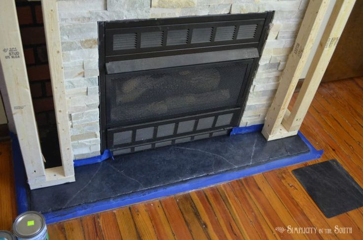 25 Best Ideas About Fireplace Hearth On Pinterest