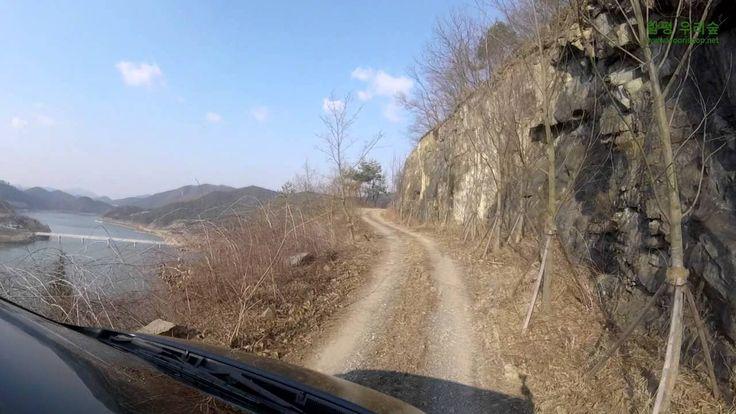 함평우리숲 산악드라이브 - YouTube