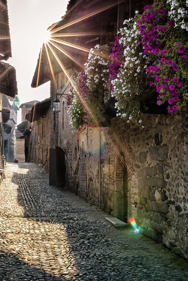 Ricetto di Candelo, Piemonte Italy