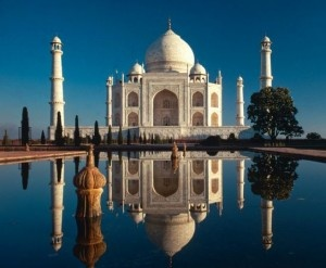 Get me to the Taj!
