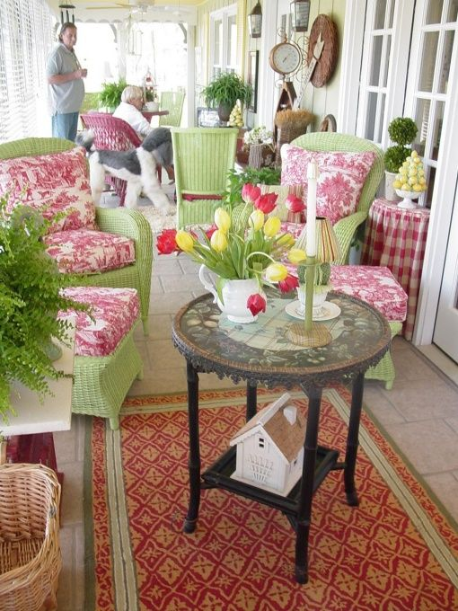 107 best new house color scheme images on pinterest Cottage porch decorating ideas