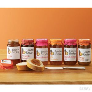 BUY Eswatini Swazi Kitchen jam and chutney - helps provide employment for women in poverty as well as housing, food, and education to Swaziland children orphaned by HIV/AIDS ...