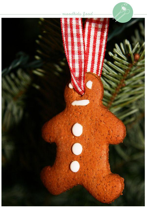 Kerstboomkoekjes (voor 30/35 koeken) - Moodkids : Moodkids
