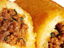 Bolinhos de Batata com Carne Moída (recipe in portuguese)