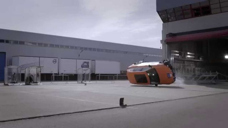 Crash Tests – All-New Volvo XC90 – SEXY SWEDES