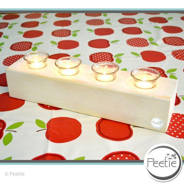 25+ Best Ideas About Kerzenständer Weiß On Pinterest | Couchtisch ... Holz Aussen Innen Weiss Kombinieren