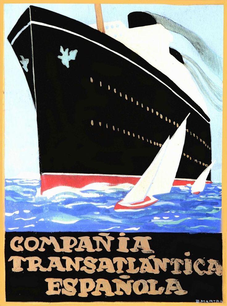 Compañía Transatlántica Española