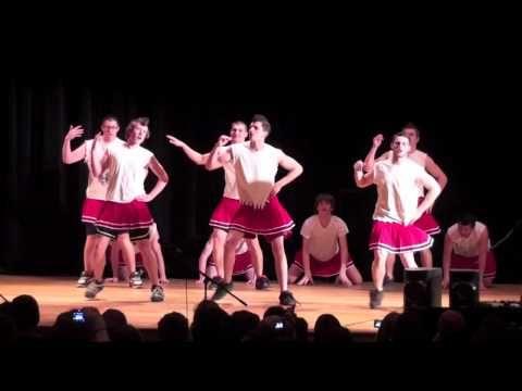 2010 Senior Guys Dance Routine