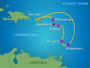 Cruise Details - Where You'll Go - Royal Caribbean International