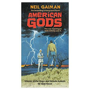 American Gods: The Tenth Anniversary Edition | ThinkGeek