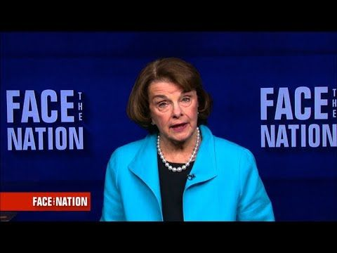 Dianne Feinstein discusses bill to ban bump stock devices Face The Nation