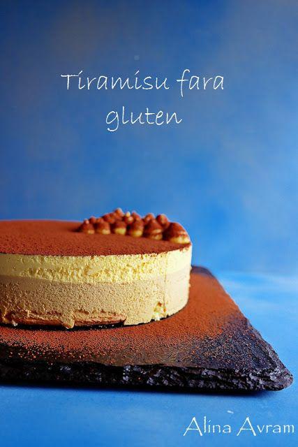 Tiramisu fără gluten | Alina Avram's Blog
