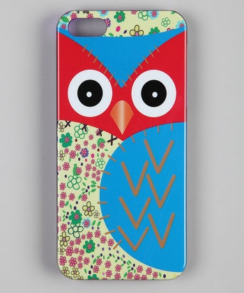 Iphone 5 Owl Case by TisketTasketDesigns on Etsy, $12.99
