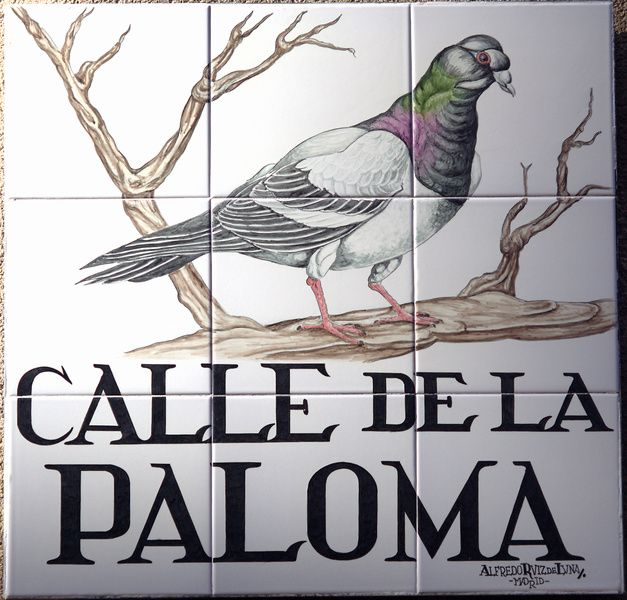 Calle de la Paloma