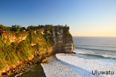 #Uluwatu coast #Bali. one of the must see #temples and an incredible spot for highlevel #surfing
