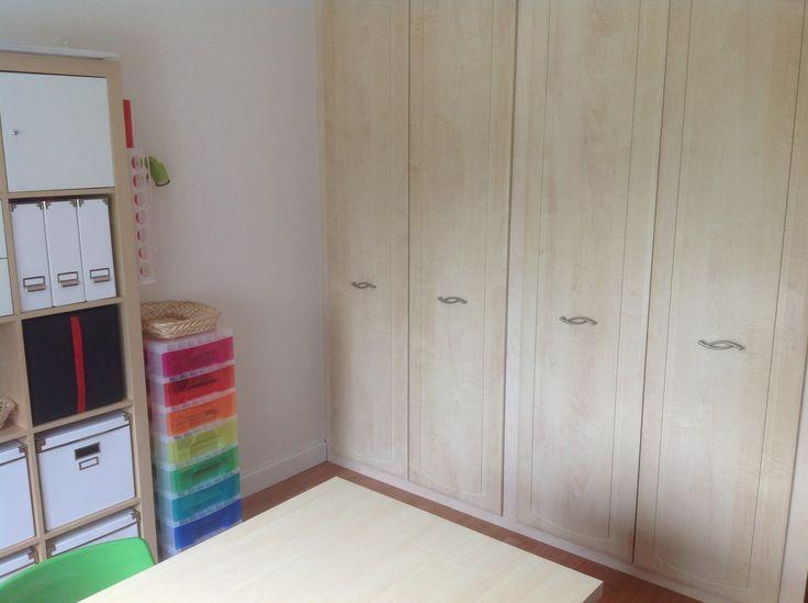 My organised craft room