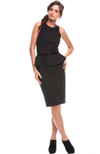Armani Exchange Peplum Dress (a favourite repin of VIP Fashion Australia )