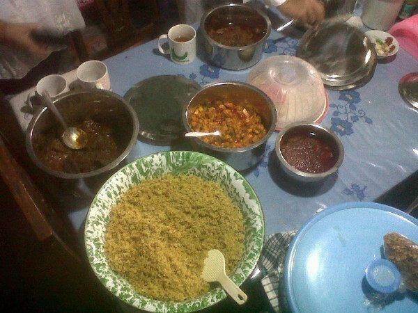 nasi kebuli via @Leo Arief Budiman