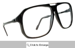 Bernie Big Square Clear Glasses - 247C