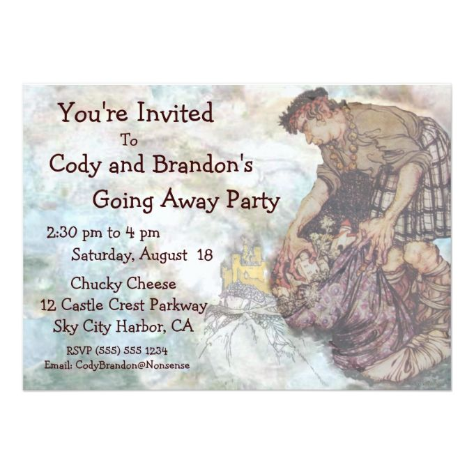 1000 images about Farewell Party Invitations – Packs of Party Invitations