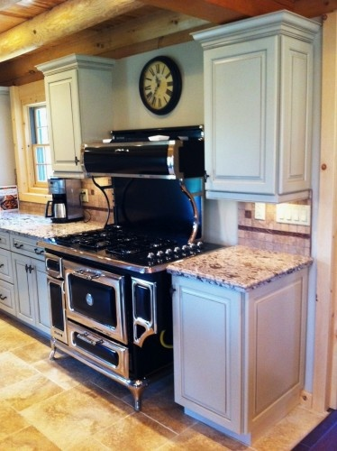 1000+ images about Our Kitchens on Pinterest | Appliance cabinet ...