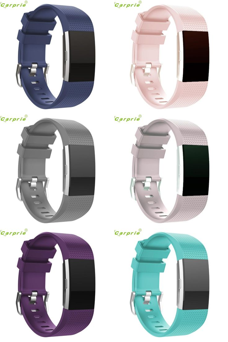 [Visit to Buy] Hot-sale CARPRIE Smart Watch Clock Smart Bands Replacement Men's Watch Sports Silicone Bracelet Strap Band For Fitbit Charge 2 #Advertisement
