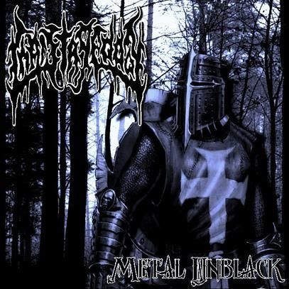 Christageddon - Unblack Metal from the US.
