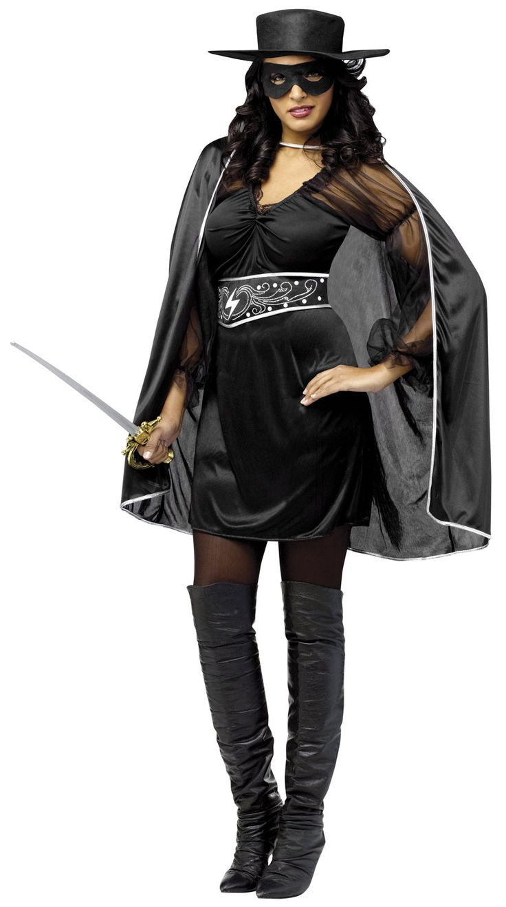 Zorro Lady Costume Return to times of daring women in this sexy Zorro Lady  Costume. Your enemies won\u0027t know what o do when you show up in this sexy Z