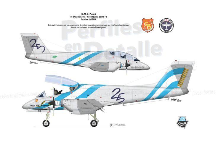 Perfiles Aviones Argentinos | Página 19 | Foros Zona Militar
